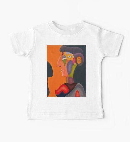 Cubism 2 Baby Tee