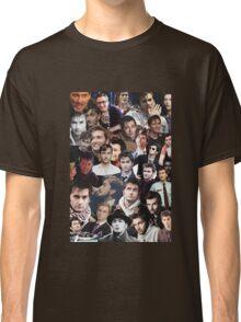 David Tennant Collage Classic T-Shirt