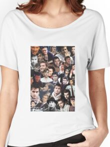 David Tennant Collage Women's Relaxed Fit T-Shirt