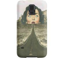 The road ahead  Samsung Galaxy Case/Skin
