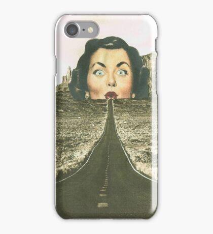 The road ahead  iPhone Case/Skin