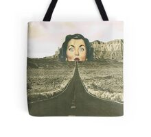 The road ahead  Tote Bag