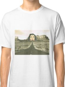 The road ahead  Classic T-Shirt