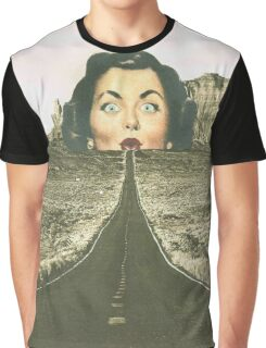 The road ahead  Graphic T-Shirt