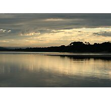 Lake Tyres  Photographic Print