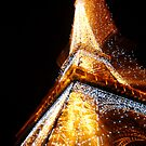 Eiffel Tower Sparkles by Leon Heyns