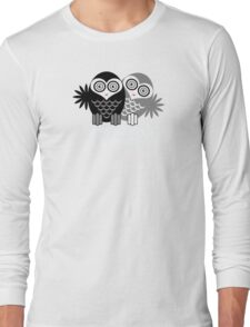 OWL ALWAYS HAVE YOU BY MY SIDE! Long Sleeve T-Shirt