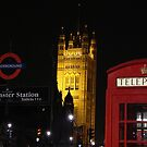 Tele booth - Westminster - London by marick