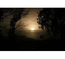 Alice Sunrise  Photographic Print