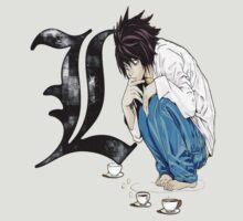 L Death Note ! by KisukeMischa