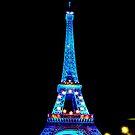 Eiffel tower - Paris  by marick