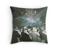 Dancing under the stars Throw Pillow