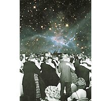 Dancing under the stars Photographic Print