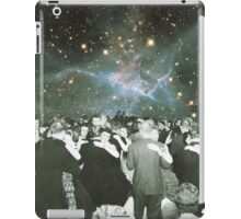 Dancing under the stars iPad Case/Skin