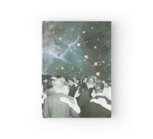 Dancing under the stars Hardcover Journal