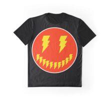 Funny Lightning Bolt Graphic T-Shirt