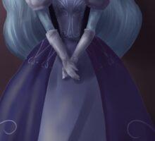 Sapphire from Steven Universe Sticker