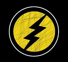 Lightning Bolt - Ray by coolvintage