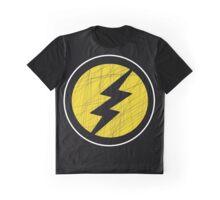 Lightning Bolt Ray Graphic T-Shirt