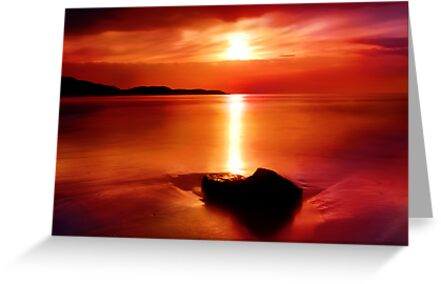 """""""Solitude At Sunrise"""" by Phil Thomson IPA"""