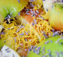 Lemon and Lavender Jelly by Celia Strainge