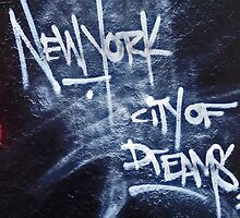 New York City Graffiti by michael6076