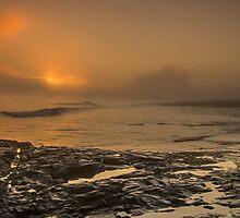 Bamburgh Castle Sunrise by Martin Lawrence