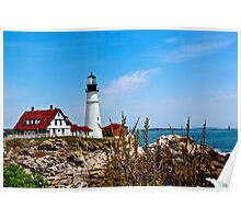 Maine. Poster