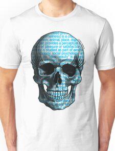 Beauty Skull Unisex T-Shirt