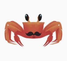 Crab Monsieur  Kids Tee