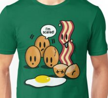 The death of an egg! Unisex T-Shirt