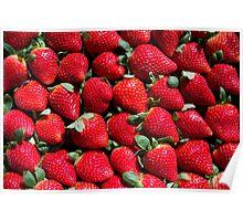 Berries, Berries & More Berries Poster