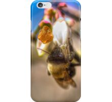 Bee Back at 4:15 pm matching Qtees iPhone Case/Skin