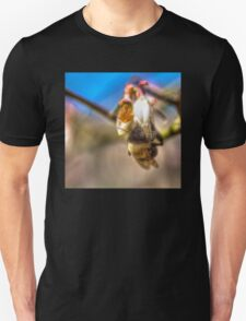 Bee Back at 4:15 pm matching Qtees Unisex T-Shirt