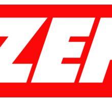 Zef Sticker