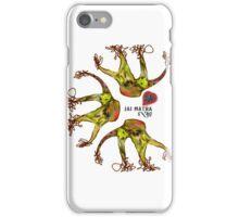 MATHA'S LION iPhone Case/Skin