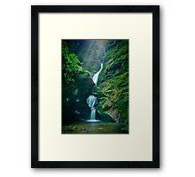 The Magical Glen Framed Print