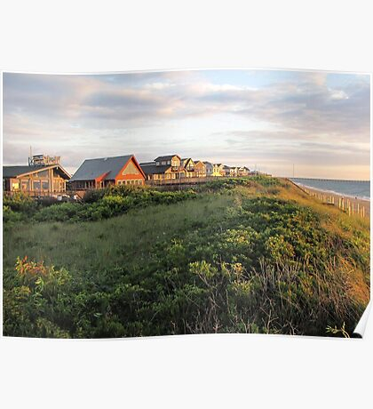 Outer Banks Dawn Poster