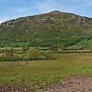 The Ochils Scotland by Alan Findlater