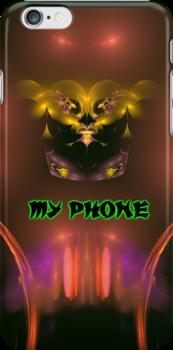 My phone i-phone IX by sunnymood