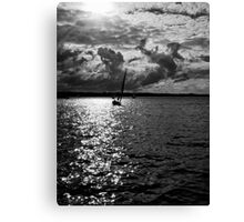 just another day Canvas Print