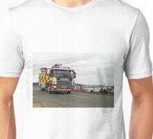 Fire Appliance On A Call, Saltburn Unisex T-Shirt