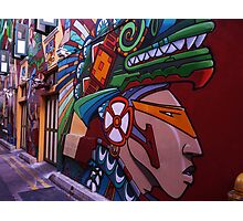 wall paintings Photographic Print