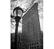 The Flatiron Building, New York City Photographic Print