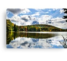 Infinite Grace Fall Landscape Canvas Print