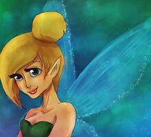 Tinker  by MickeySpectrum
