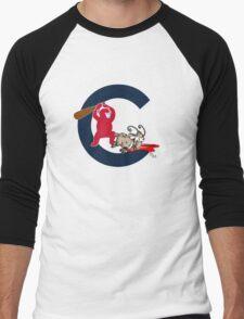 chicago cubs  Men's Baseball ¾ T-Shirt