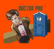 Doctor Poo Kids Tee