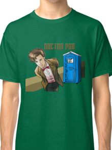 Doctor Poo Classic T-Shirt