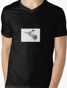 Nesting Tern Gifts Mens V-Neck T-Shirt